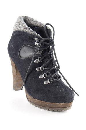 Tamaris Halbstiefel schwarz Street-Fashion-Look