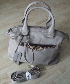 Tamaris Carry Bag beige synthetic