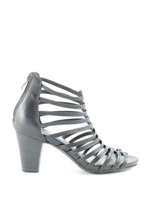 Tamaris High Heel Sandaletten schwarz Elegant