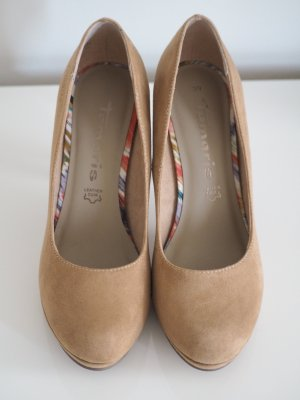 Tamaris High Heels light brown