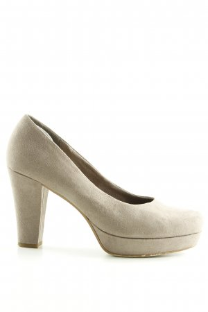 Tamaris High Heels wollweiß Business Look