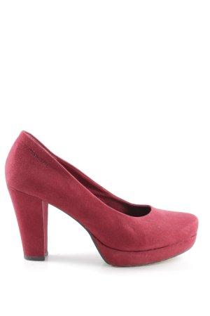 Tamaris High Heels rot Business-Look