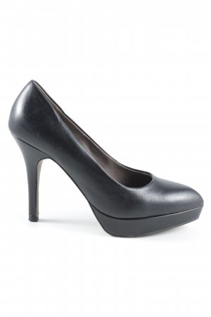 Tamaris High Heels black business style