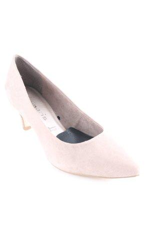 Tamaris High Heels beige Business-Look