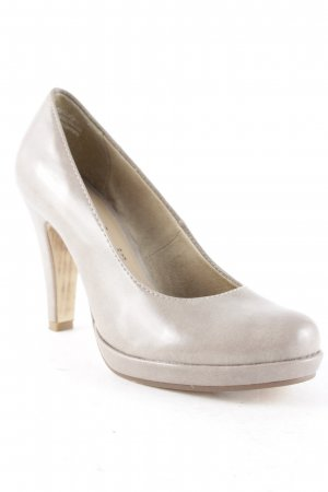 Tamaris High Heels beige Casual-Look