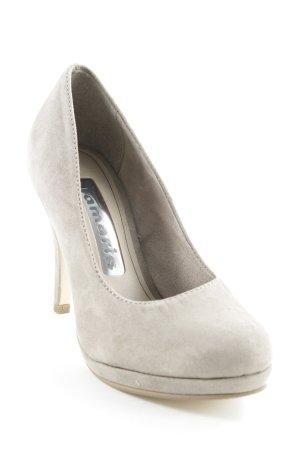 Tamaris High Heels beige Elegant