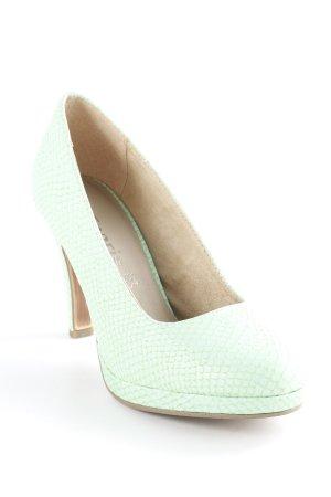 Tamaris High Heels blassgrün extravaganter Stil
