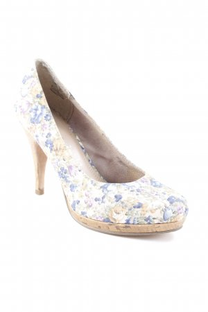 Tamaris High Heels Blumenmuster Elegant