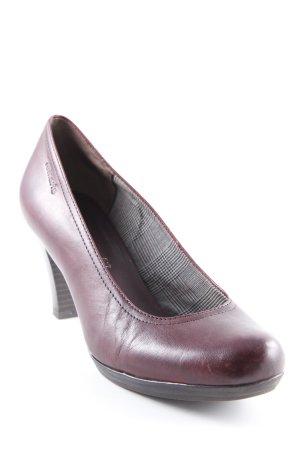 Tamaris High Heels braunrot Elegant