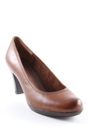 Tamaris High Heels cognac Elegant