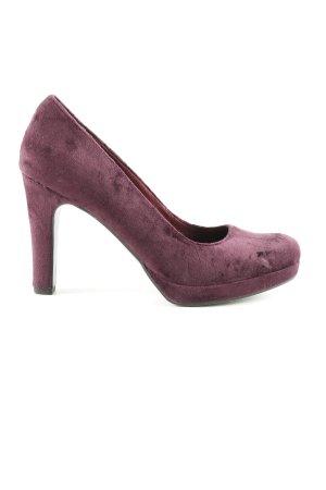 Tamaris High Heels rot Elegant