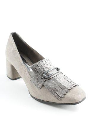 Tamaris High Heels hellbraun-bronzefarben extravaganter Stil