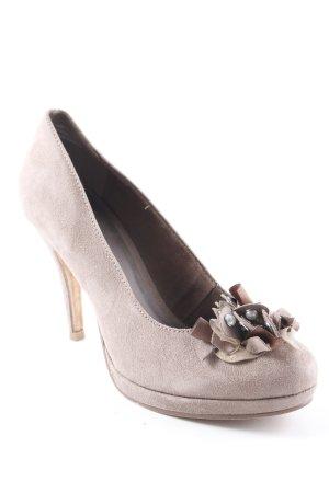 Tamaris High Heels hellbraun Elegant