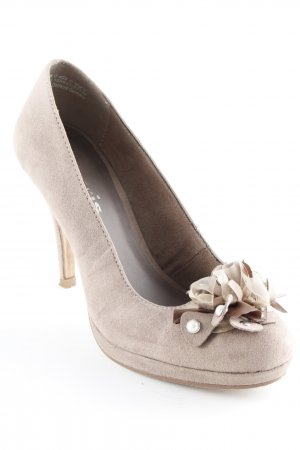 Tamaris High Heels hellbraun klassischer Stil