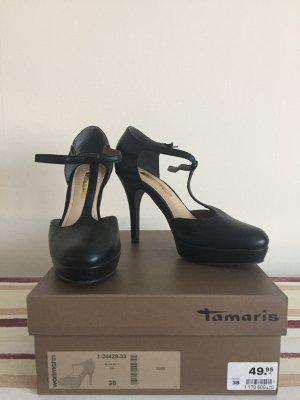 Tamaris High Heels in schwarz