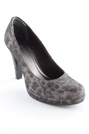 Tamaris High Heels leopard pattern party style