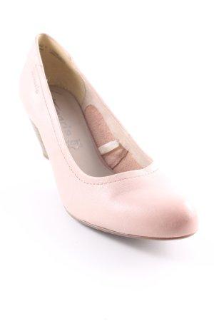 Tamaris High Heels nude-altrosa Casual-Look