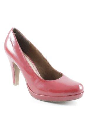 Tamaris High Heels rot schlichter Stil