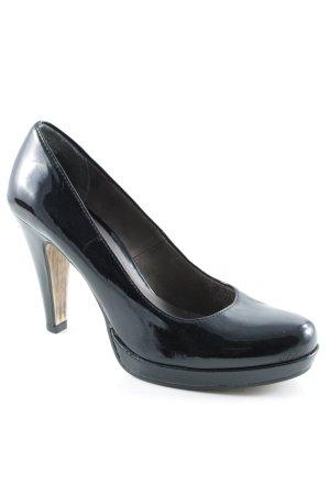 Tamaris High Heels black business style