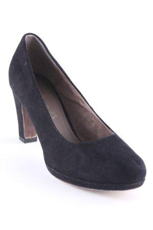 Tamaris High Heels schwarz klassischer Stil