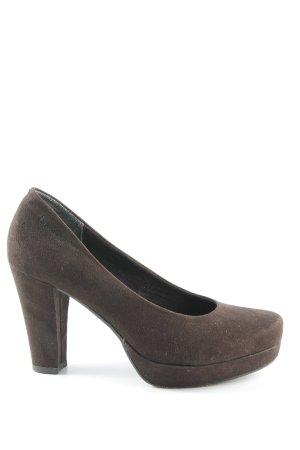 Tamaris High Heels schwarzbraun Elegant
