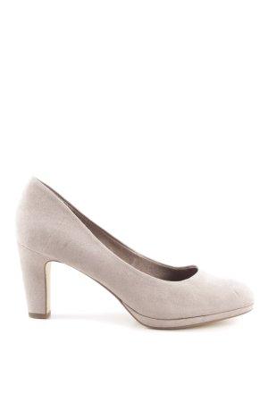 Tamaris High Heels wollweiß Business-Look