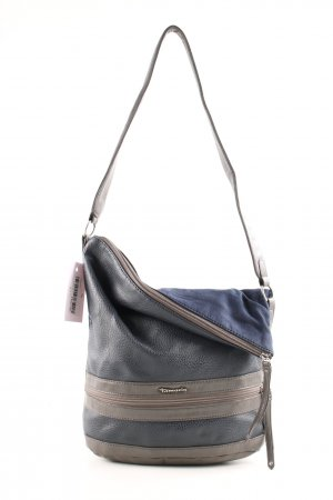 Tamaris Hobo schwarz-blau Casual-Look