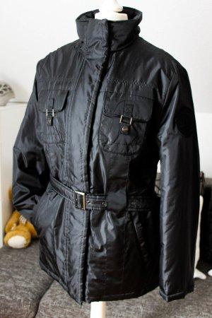 Tamaris Jacke Größe 44 Schwarz Neu