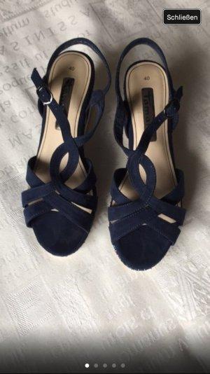 Tamaris Keilabsatz Sandalen mit Kaufbeleg