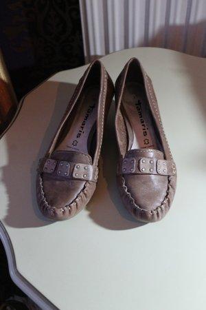Tamaris  Keilabsatz Schuhe braun Gr.37