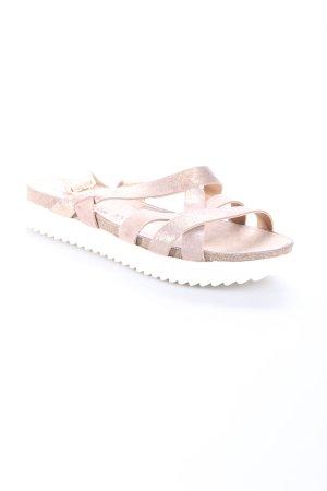 Tamaris Komfort-Sandalen mehrfarbig klassischer Stil