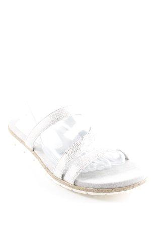 Tamaris Comfortabele sandalen veelkleurig simpele stijl