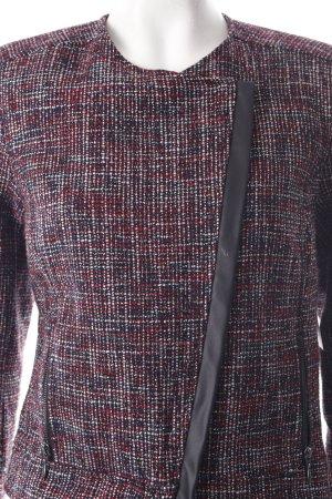 Tamaris Short Jacket weave pattern
