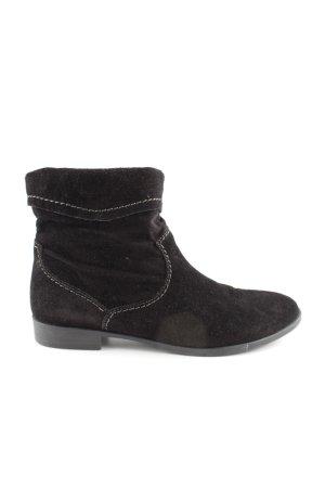 Tamaris Korte laarzen zwart casual uitstraling