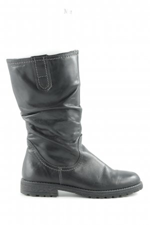 Tamaris Short Boots black casual look