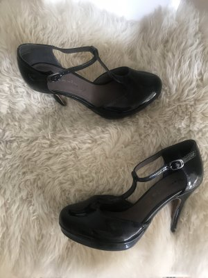 Tamaris Mary Jane Pumps black
