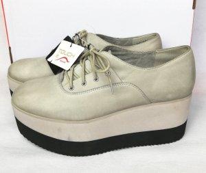 Tamaris Lace-Up Sneaker light grey leather