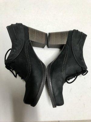 Tamaris Mary Jane Schoenen zwart