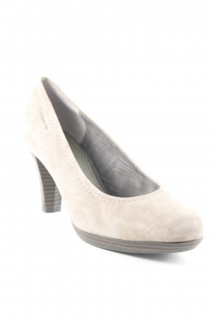 Tamaris Mary Jane Pumps beige business style
