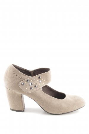 Mary Pumps Look Tamaris Creme Business Jane 9bHeWIYDE2