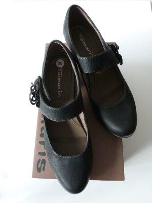 Tamaris Mary Jane Pumps schwarz 39
