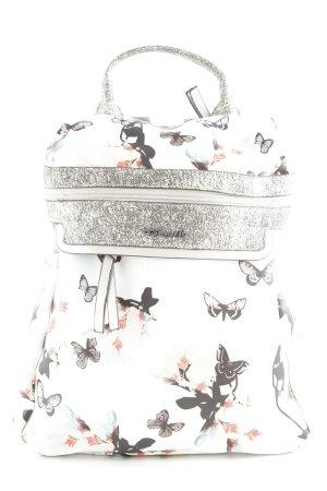 Tamaris Sac à dos pour ordinateur portable motif floral style romantique