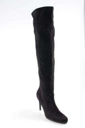 Tamaris Kniehoge laarzen zwart elegant
