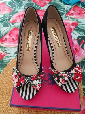 Tamaris Peeptoe high heels 38