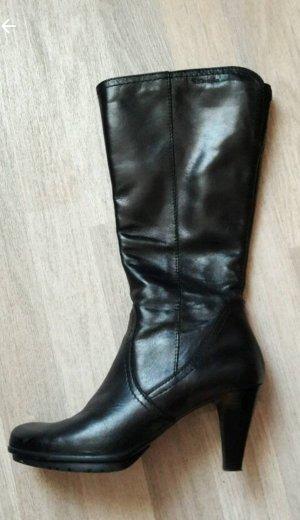 Tamaris Plateau Stiefel schwarz