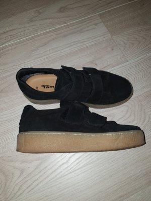 Tamaris Sneaker con strappi nero