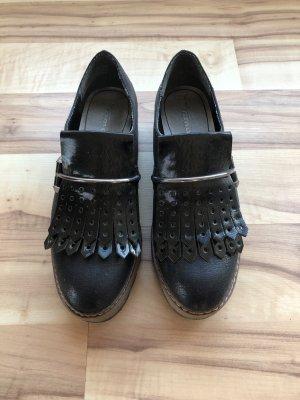 Tamaris Zapatos formales sin cordones negro