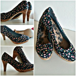 Tamaris Pumps Blumen 36