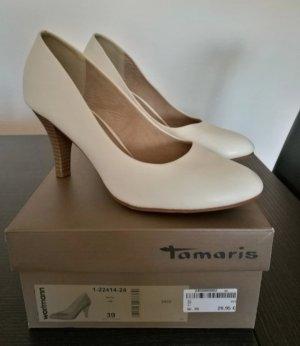 Tamaris Tacones blanco