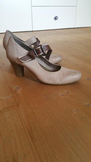 tamaris riemchen sandalen g nstig kaufen second hand. Black Bedroom Furniture Sets. Home Design Ideas